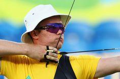Day 1: Archery Men's Team - Ryan Tyack of Australia