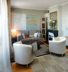 Split level living room someday house pinterest discover more best ideas about spaces and - Small spaces tv show paint ...