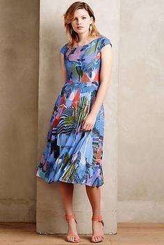 Katari Midi Dress