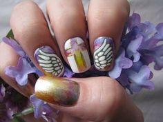 Angel Wings Nail Art Tutorial -    Video Rating:  / 5[/random] https://www.avon.com/category/makeup/nails?repid=16581277  http://47beauty.com/angel-wings-nail-art-tutorial/