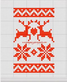 Discover thousands of images about Scandinavian Christmas cross stitch charts Xmas Cross Stitch, Cross Stitch Cards, Cross Stitch Borders, Cross Stitching, Cross Stitch Embroidery, Cross Stitch Patterns, Knitted Christmas Stockings, Christmas Knitting, Christmas Cross