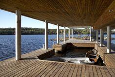 Kebony Scots Pine - Zen Spa, Østfold