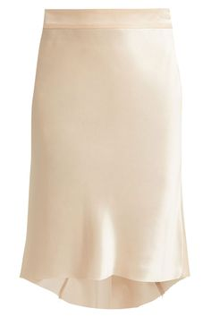 The sister of the silky slip dress is key for the season ahead Slip Skirts, Silk Slip, What To Wear, Ballet Skirt, Stuff To Buy, Dresses, Fashion, Vestidos, Moda