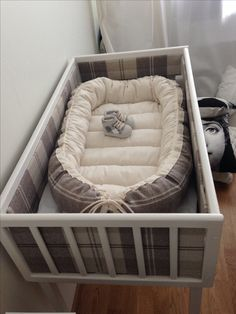 Babynest made by me...