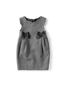 Inspiration for Oliver + S gingham Bubble Dress with grosgrain or petersham ribbon bows