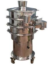 We have become popular among our clients by offering an unmatched collection of Vibro Sifter in different specifications.
