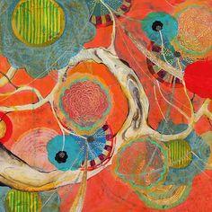 Amazing colours. Liz Tran.