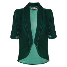 Are you interested in our peacock blue velvet vintage jacket ? With our special occasion wedding shrug you need look no further.