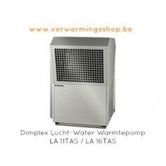 Dimplex Lucht Water warmtepomp beschikbaar bij www.verwarmingsshop.be