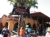 """Pirates of the Caribbean - Opened in December of 1973...Sing it with me....""""Yo Ho, Yo Ho...A Pirate's Life for Me"""""""