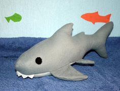 Looking for your next project? You're going to love Steve the Shark by designer willowbelcreations. - via @Craftsy