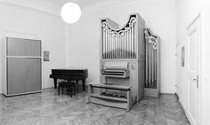 Graz, Kunstuniversität, Institut für Kirchenmusik (Walcker-Orgel, Hof) – Organ index, die freie Orgeldatenbank
