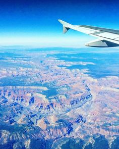 When you're sitting on the window seat working on your laptop and suddenly look down... and it's the GRAND CANYON! I often prefer aisle seats but not for this flight from Phoenix to Boise.  #viewfromabove #lento #flight #findyourpark #nationalpark #kansallispuisto #grandcanyon #canyon #kanjoni #travel #matka #reissu (via Instagram)