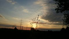 Die Vögel zwitschern, der Kuckuck ruft, die Sonne geht auf, ein schöner Tag beginnt.  :-)