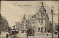 Historia Urbana de Madrid: MADRID PUEBLO