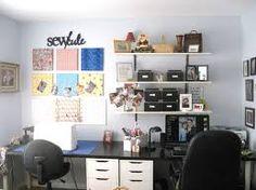 spare bedroom craft room ideas - Google Search
