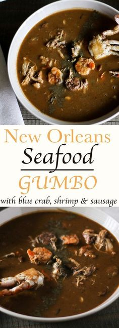 cajun cooking Here it is, the final step in making gumbo. Taking all of your hard work and prep and putting it all together to make the final dish. Authentic New Orleans style gumbo. Creole Recipes, Cajun Recipes, Fish Recipes, Seafood Recipes, Great Recipes, Cooking Recipes, Favorite Recipes, Gumbo Recipes, Recipe Ideas