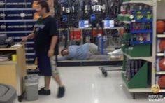 are you that tired? #EpicFunny #Humor #PeopleOfWalmart