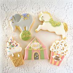 Circus cookies                                                                                                                                                                                 もっと見る