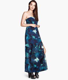H&M Bandeau dress