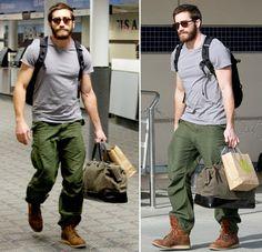 #backpacksarehot #jakegyllenhaal oaklifestyle.com #buyonegiveone