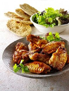Top 10 Tasty Chicken Wings Recipes