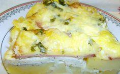 Retete Culinare - Cartofi taranesti la cuptor