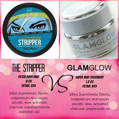 Perfectly posh vs glamglow mud treatment anti aging https://crystalcarey.po.sh/stripper