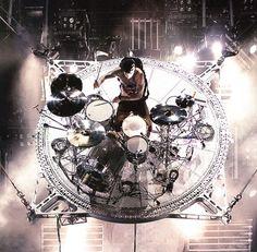 Drummerworld: Travis Barker