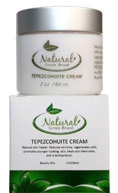 Tepezcohuite Cream Great for Healing Acne Irritation 2oz by ASDM Beverly Hills. $17.95. Tepezcohuite cream is a natural skin healing anti aging moisturizer. Our Tepezcohuite cream is formulated to provide your skin with maximum moisture while healing any irritation or burn. Great for individuals with sensitive acne prone skin. Great for use after a chemical peel. Helps to speed up the healing process.. This tepezcohuite cream is a natural skin healer, reduces wrinkles, regenera...