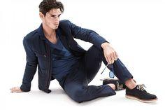 Armani Jeans Spring/Summer 2015 Men's Lookbook