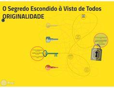 O Segredo Escondido à vista de todos: Originalidade by Filipe Vieira via slideshare