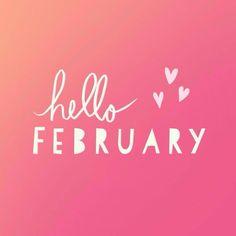 Bienvenido Febrero! Un mes cortito pero lleno de amor y carnaval