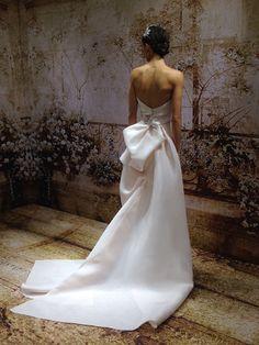 new monique lhuillier wedding dress fall 2014