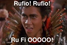 """Rufio! """"Also known as voice actor for Zuko in avatar the last airbender"""" <== 0.0 no no freaking way I had the biggest crush on him now I need to rewatch this"""