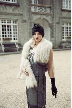 A Dash of Gatsby Style from Galway Great Gatsby Fashion, 20s Fashion, Fashion Shoot, Vintage Fashion, Gatsby Outfit, Gatsby Dress, Gatsby Look, Gatsby Style, 20s Theme Dress