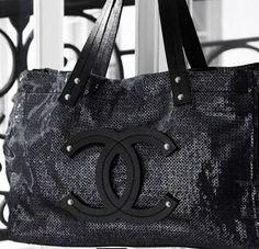 Chanel purse.