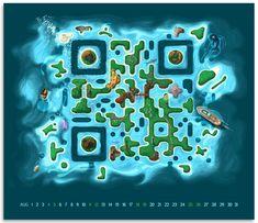 #QR QR Code artistico - - Artistic QR Code