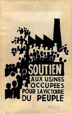 Utopie - Feuilletoir Mai 68 - Agrandissement