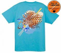 Lion Fish T-Shirt