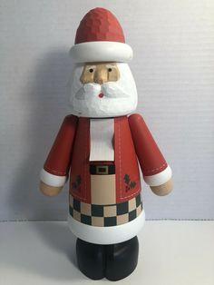 Gooseberry Patch, Vintage Holiday, Garland, Santa, Christmas Ornaments, Holiday Decor, Ebay, Christmas Jewelry, Christmas Decorations