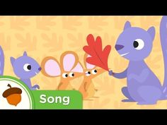Enjoy the original kids song from Treetop Family Episode Why Do Leaves Change Color? Join the mice, squirrels, sparrows, and possums as they sing a beauti. Harry Kindergarten, Apple Song, Weather Song, Fall Preschool, Preschool Themes, Leaves Changing Color, Baby Shark Song, Color Songs, School Songs