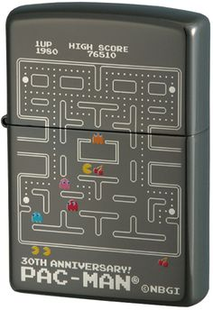 Special Edition - Pacman 30th Anniversary... buy me this!!!