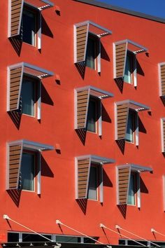 Bamboo Facade Architecture