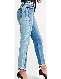 Women's Jean Zoeey HIGH Rise Straight Crop Jean Dawson WHC281DHX DAWS|hoodie and jeans|boyfriend jeans|jeans and roshes outfit|embroided jeans diy|diys with jeans|birkenstocks outfit jeans|maurices jeans|jeans boyfriends outfit|highwaisted jeans|burgandy jeans outfit|bootcut jeans outfit Jeans Fashion, Women's Fashion, Birkenstock Outfit, Gym Clothes Women, Birkenstocks, Outfit Jeans, Womens Workout Outfits, Casual Winter Outfits, Casual Chic Style