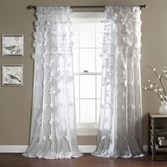 Shop for Lush Decor Riley 84-Inch Curtain Panel. Free Shipping on orders over $45 at Overstock.com - Your Online Home Decor Outlet Store! Get 5% in rewards with Club O!
