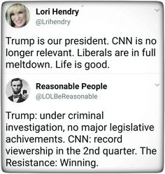 How can Trump supporters be so delusional?    They don't want to admit their HUGE mistake -- when even patriotic current Cabinet members realize the chaos something is very very wrong and the nation in danger.
