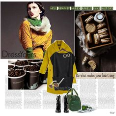 """Dressyours overcoats"" by pillef on Polyvore"