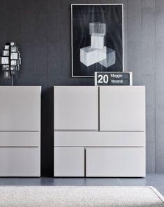 Pianca Quadra Cabinet