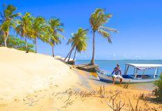 Roteiro de 5 dias em Alagoas My Eyes, History, World, Beach, Water, Travel, Outdoor, Maria Clara, Spencer Reid